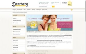 Service and Consultation (www.deerberg.eu)