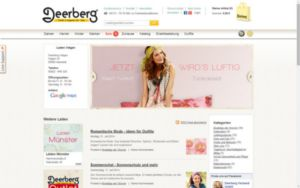 Blog of the Deerberg Store at Velgen (www.deerberg.de)